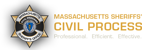 Massachusetts Sheriffs' Civil Process